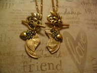 BFF Necklace From AccentTreasures