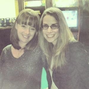 Alicia & Chrissy